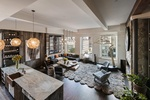 Bond Street Penthouse As Seen in Architectural Digest