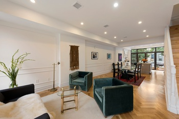 Beautiful Two Family Townhouse in Bed-Stuy