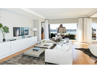 Upper West Side Penthouse 4 Bedrooms + 4.5 Baths- Private Terrace*2 Balconies-Fireplace and more.
